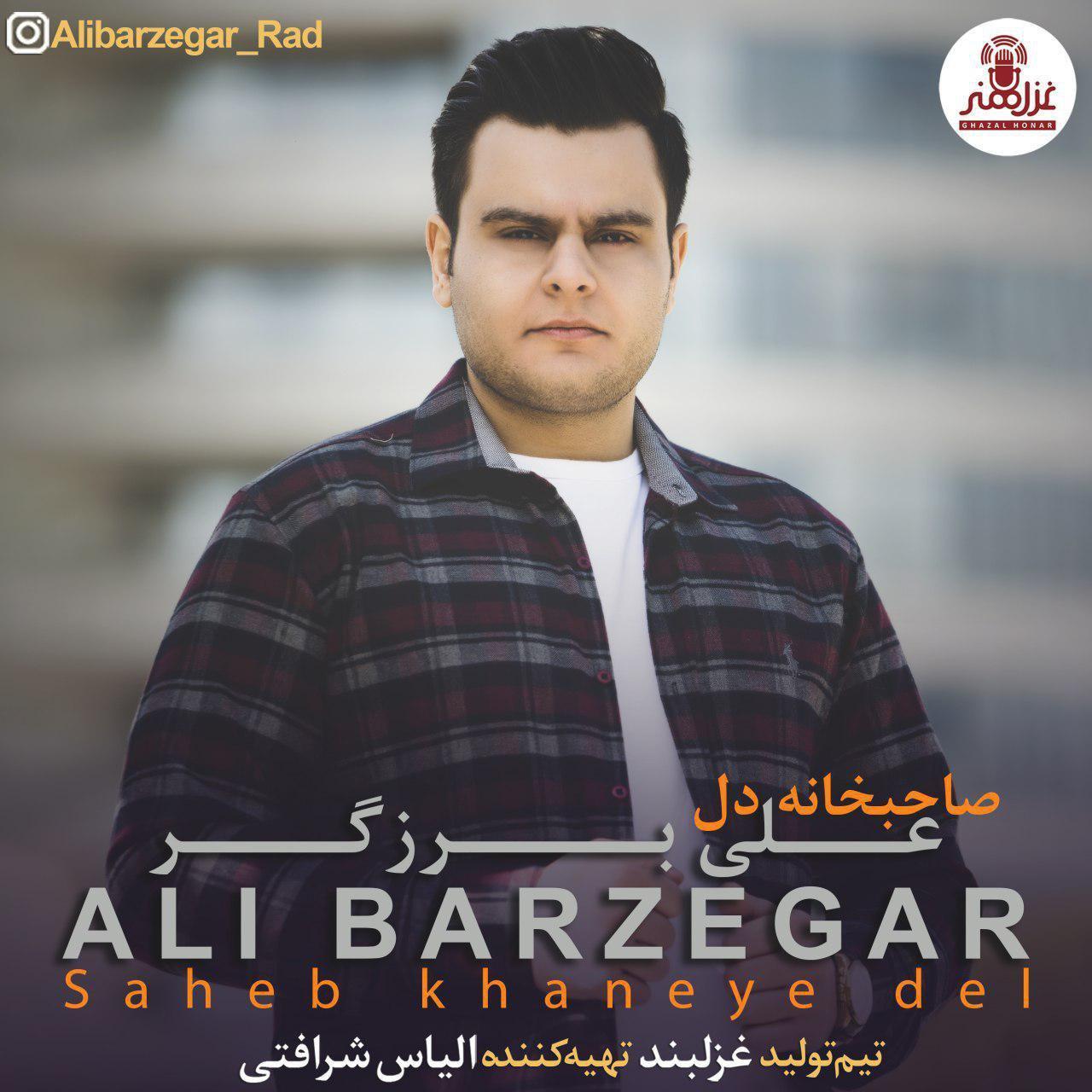 Ali Barzegar – Saheb Khaneye Del
