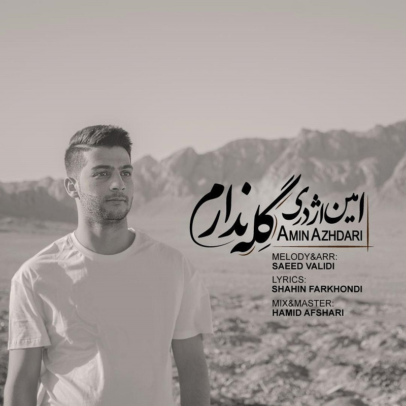 Amin Azhdari – Gele Nadaram
