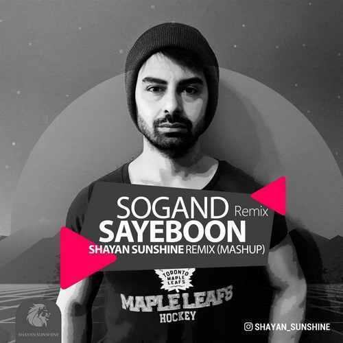 Shayan Sunshine – Sayeboon (Remix Mashup)