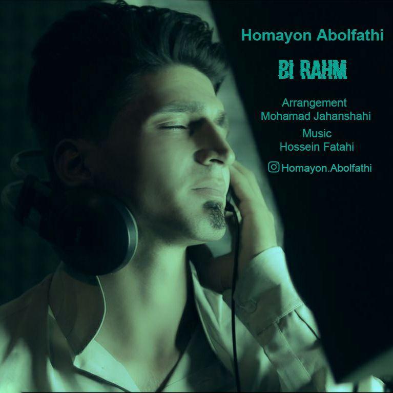 Homayon Abolfathi – Bi Rahm