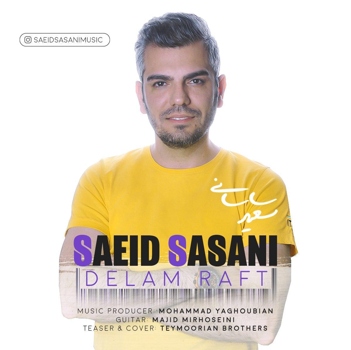 Saeid Sasani – Delam Raft