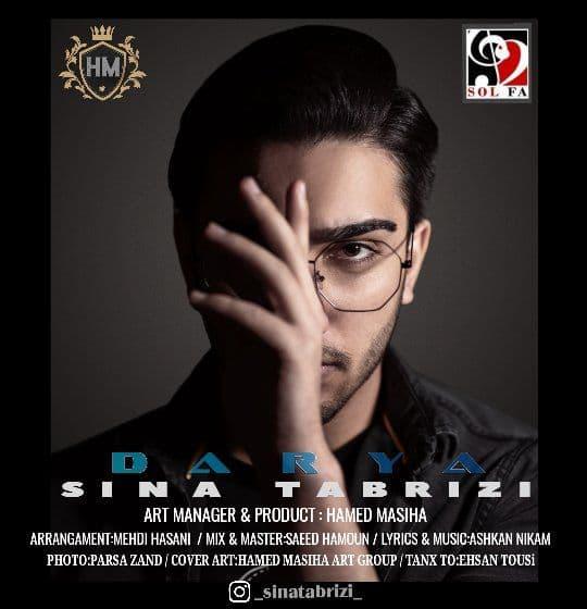 Sina Tabrizi – Darya