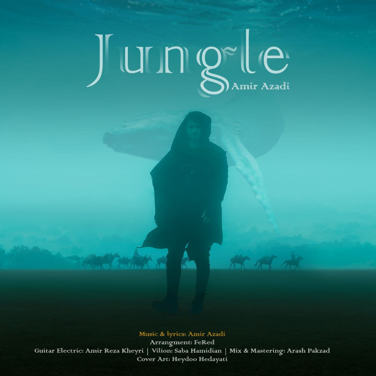 Amir Azadi – Jungle