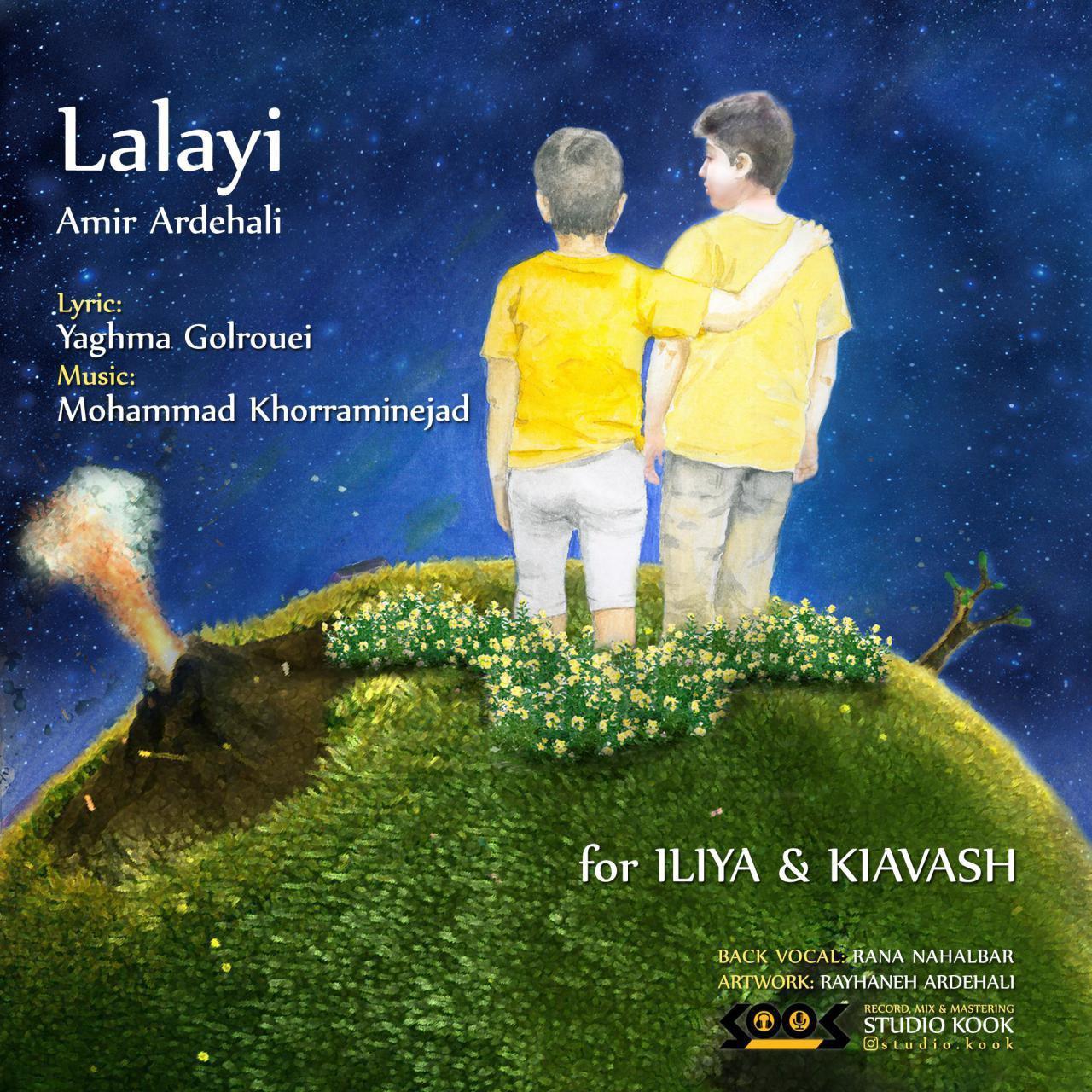 Amir Ardehali – Lalayi