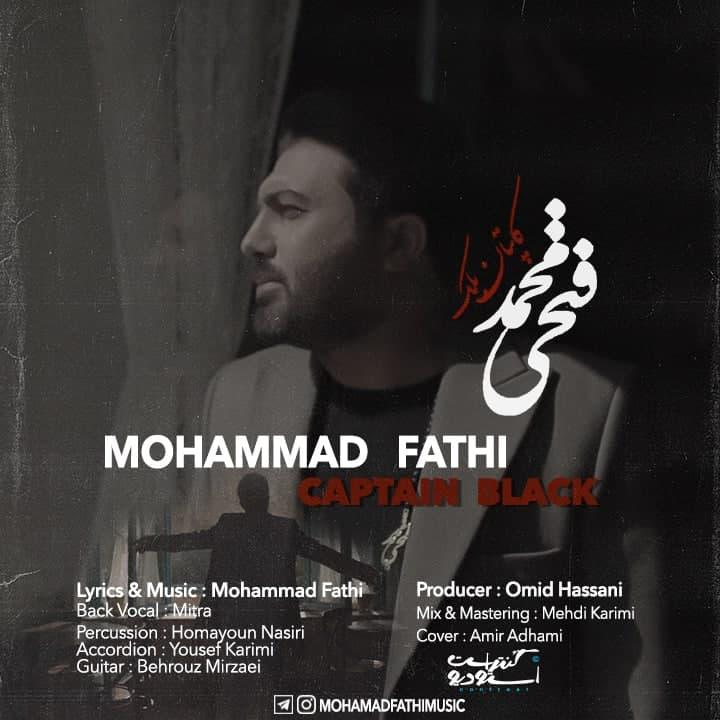 Mohammad Fathi – Captain Black