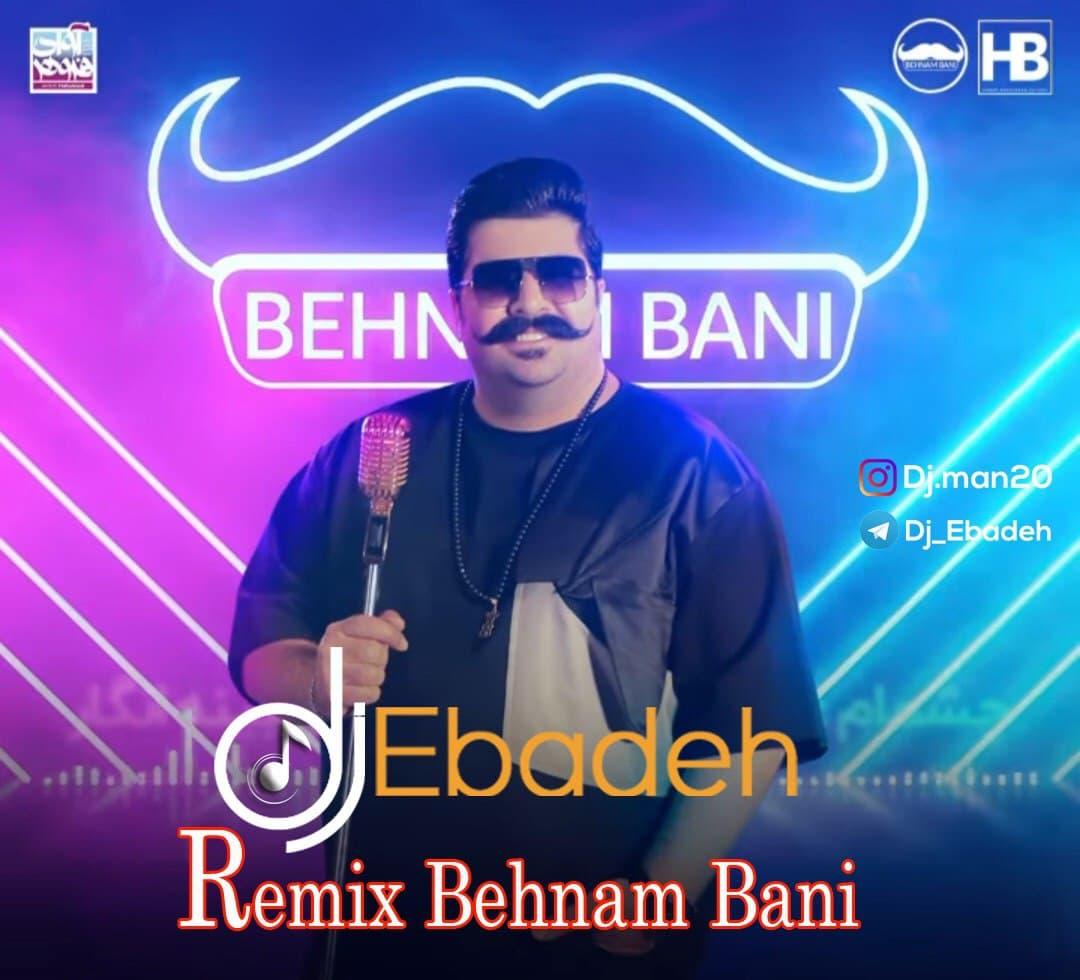 Behnam Bani – Khoshhalam (Dj Ebadeh Remix)