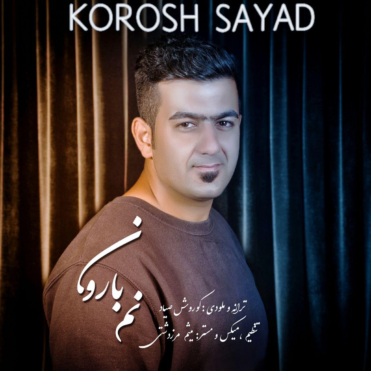Kourosh Sayad – Name Baroon