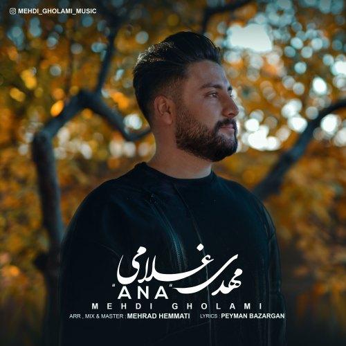 Mehdi Gholami – ANA
