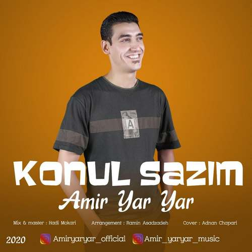 Amir Yar Yar – Konul Sazim