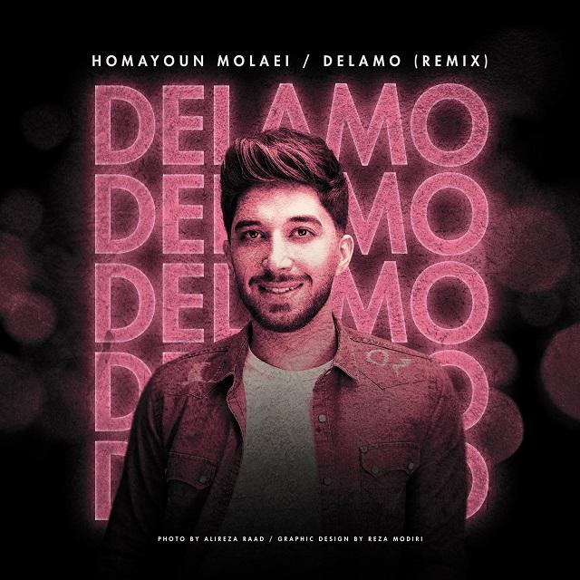 Homayoun Molaei – Delamo(remix)