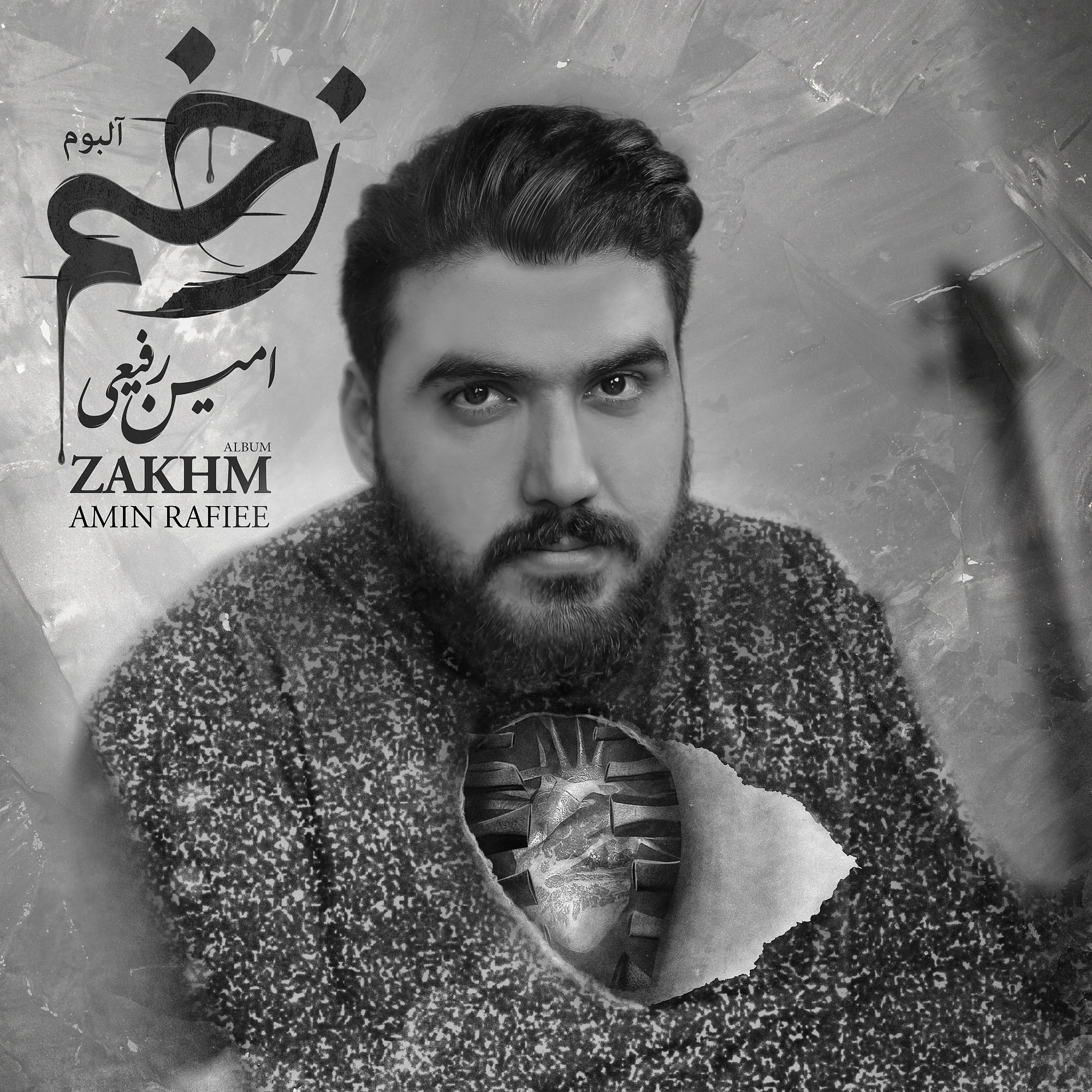 Amin Rafiee – Zakhm