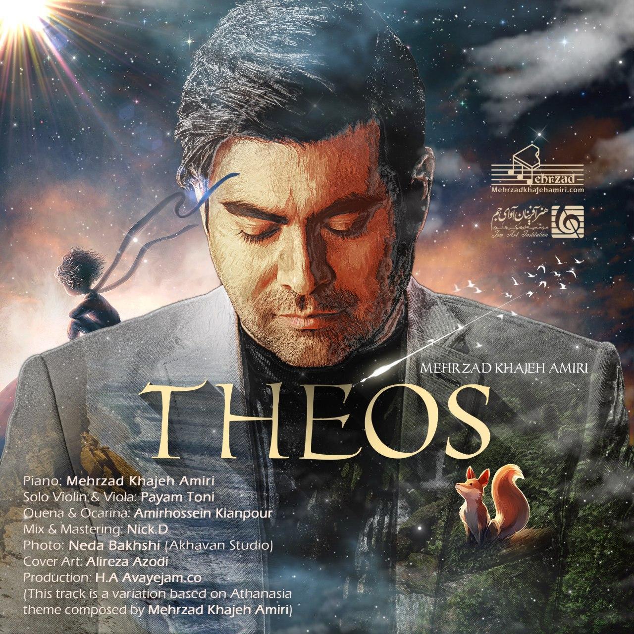 Mehrzad Khajeh Amiri – Theos