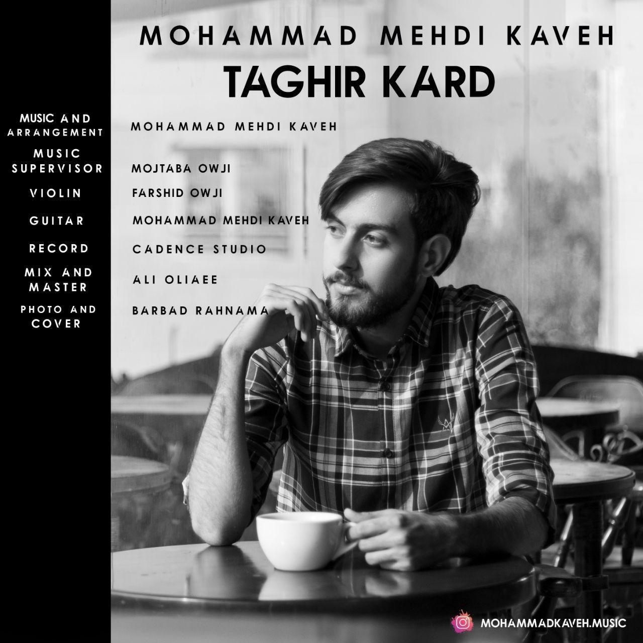 Mohammad Mehdi Kaveh – Taghir Kard