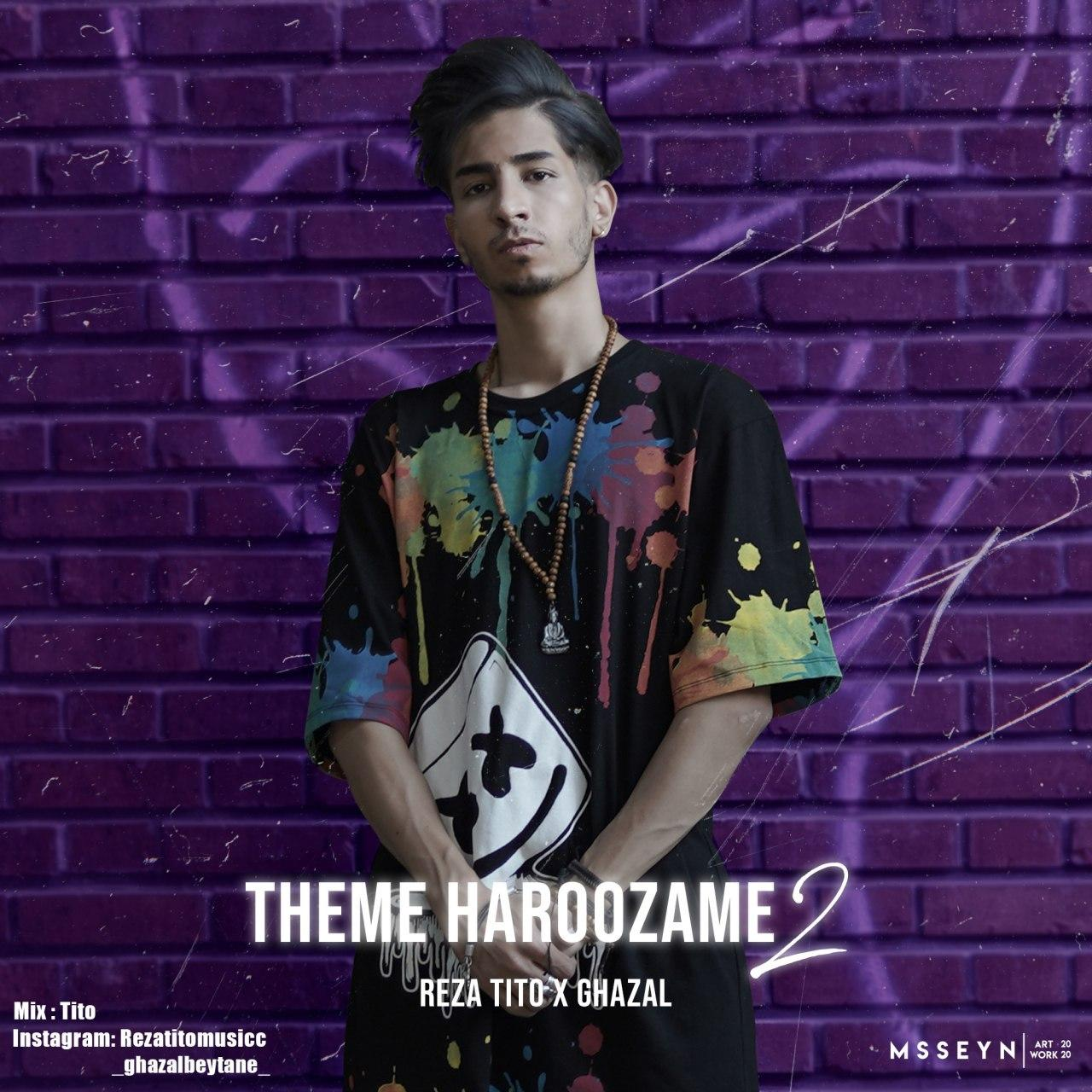 Reza Tito – Theme Haroozame 2