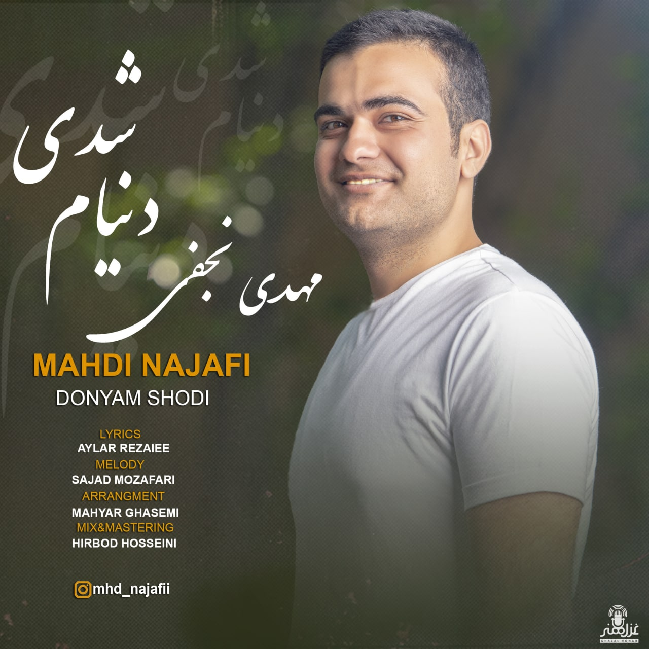 Mahdi Najafi – Donyam Shodi