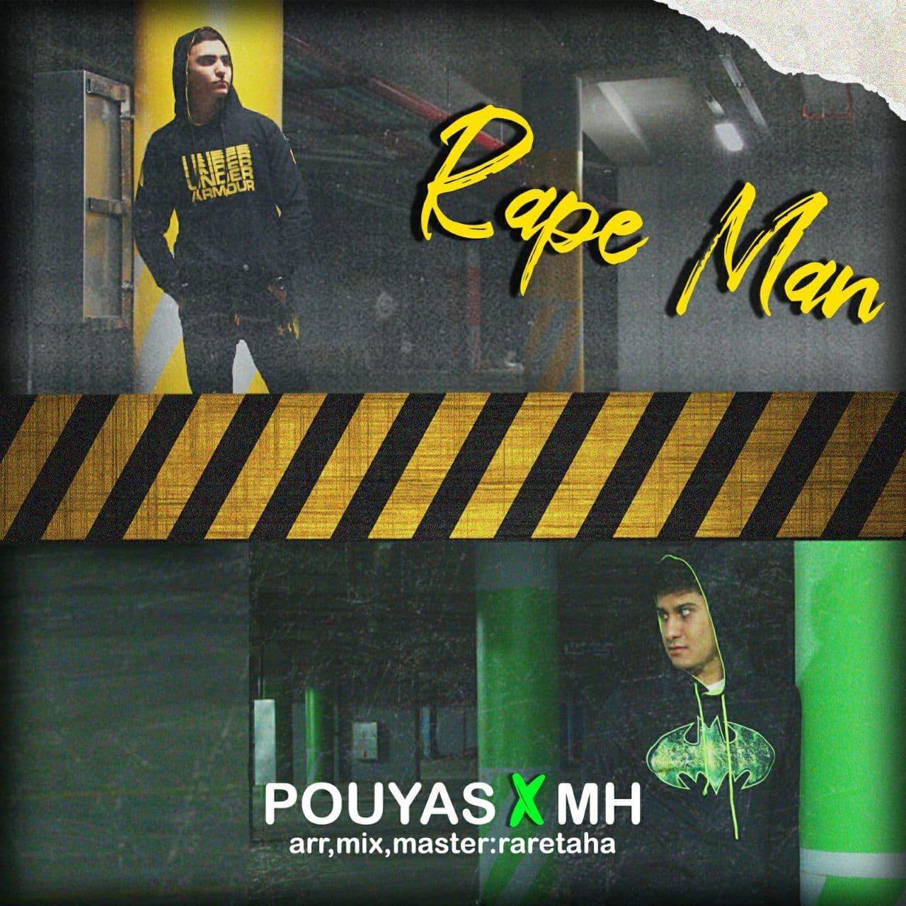 Pouyas x Mohamad Mh – Rape Man