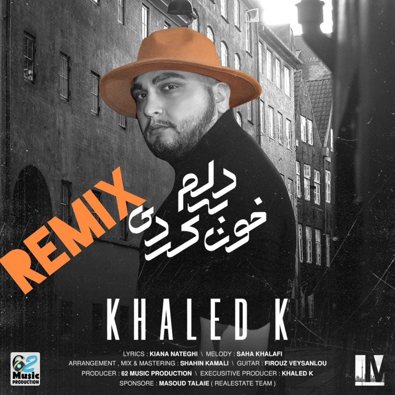 Khaled K – Khoon Be Delam Kardi (Remix)