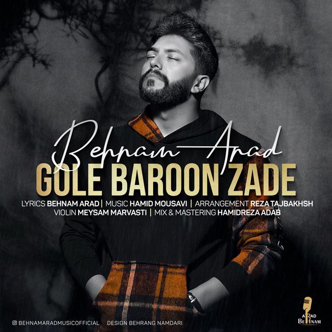 Behnam Arad – Gole Baroon Zade