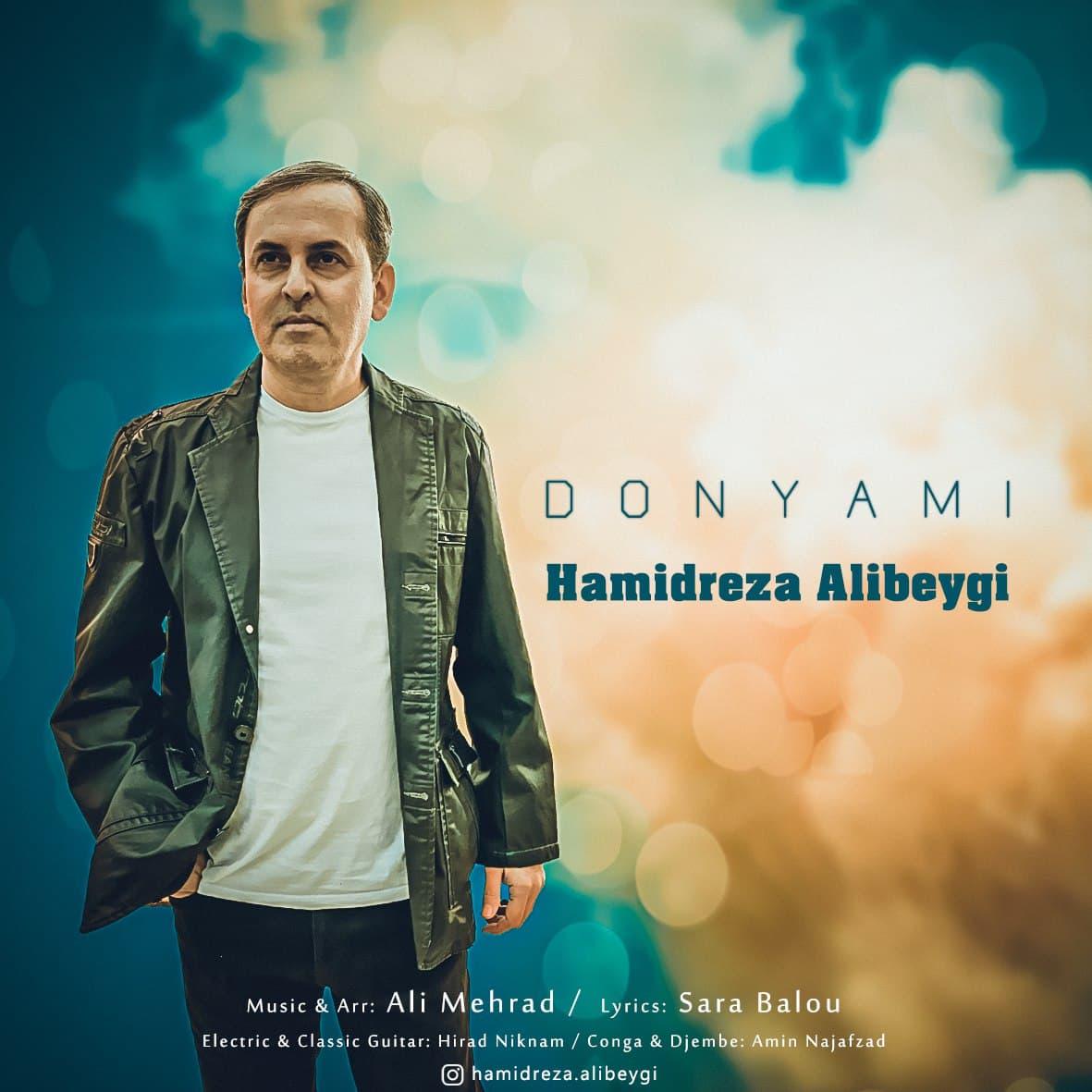 Hamidreza Alibeygi – Donyami