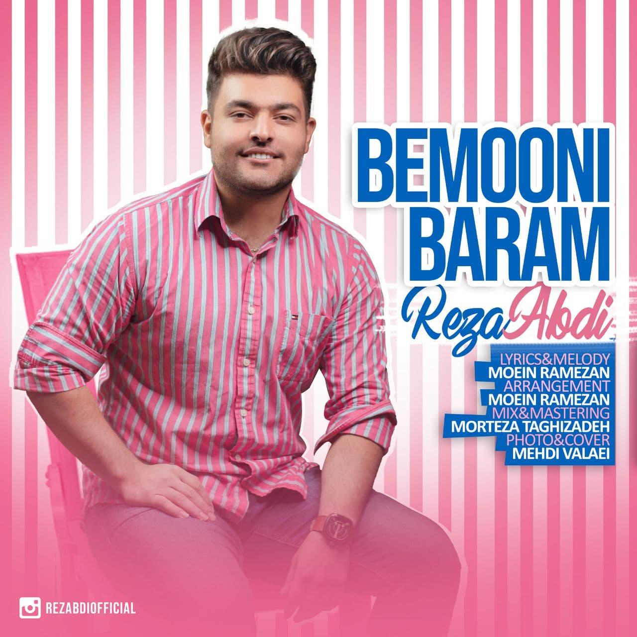 Reza Abdi – Bemooni Baram