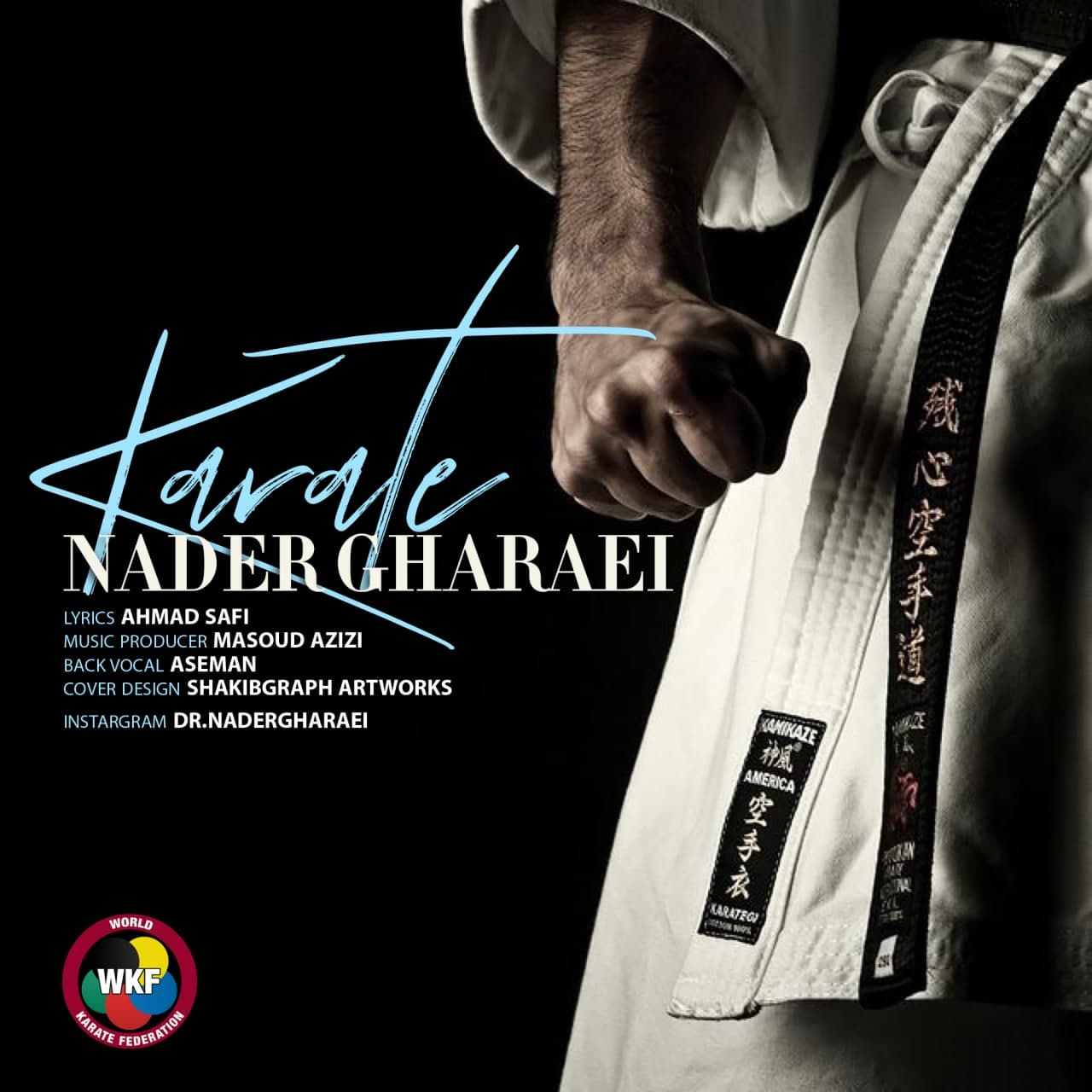 Nader Gharaei- Karate