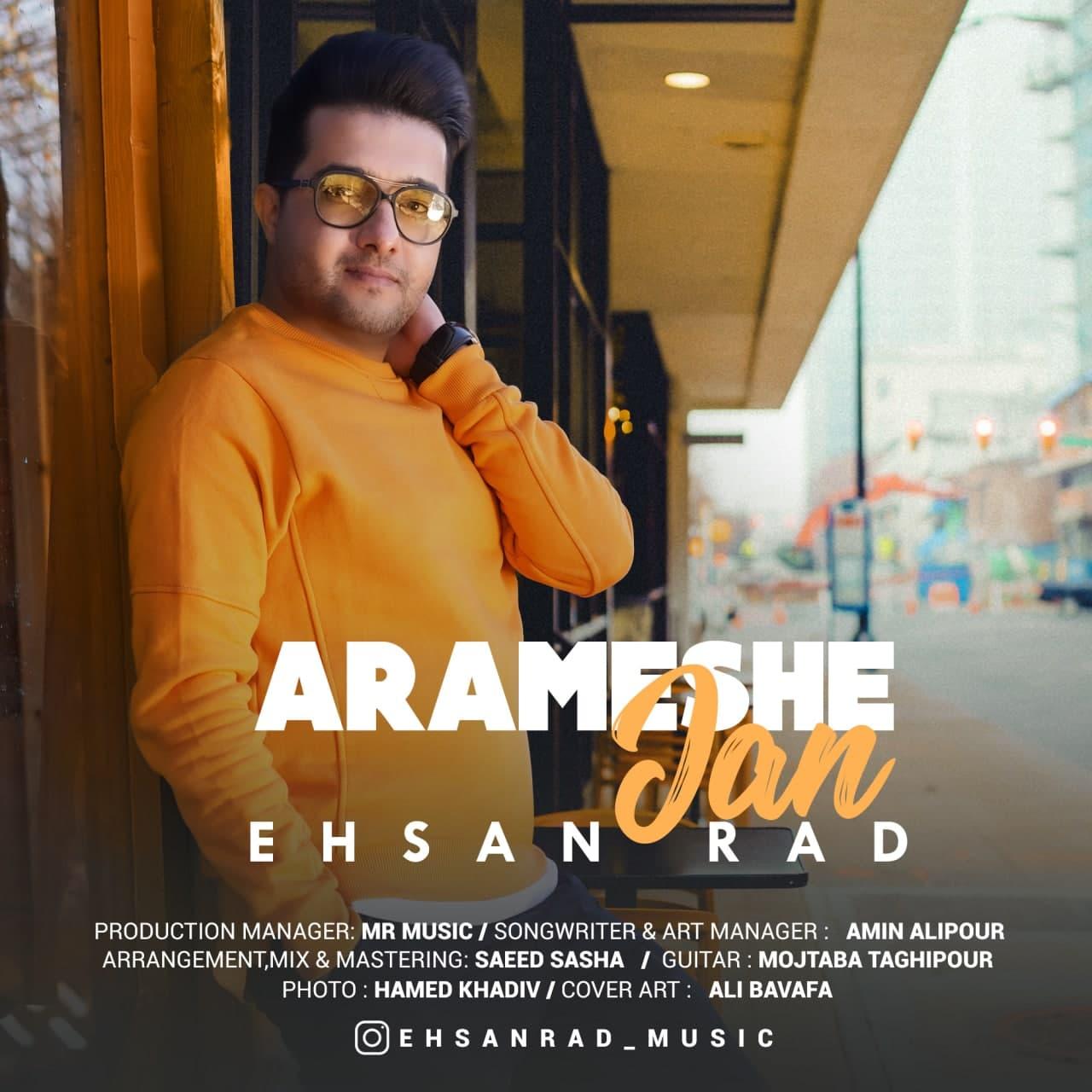 Ehsan Rad – Arameshe Jan