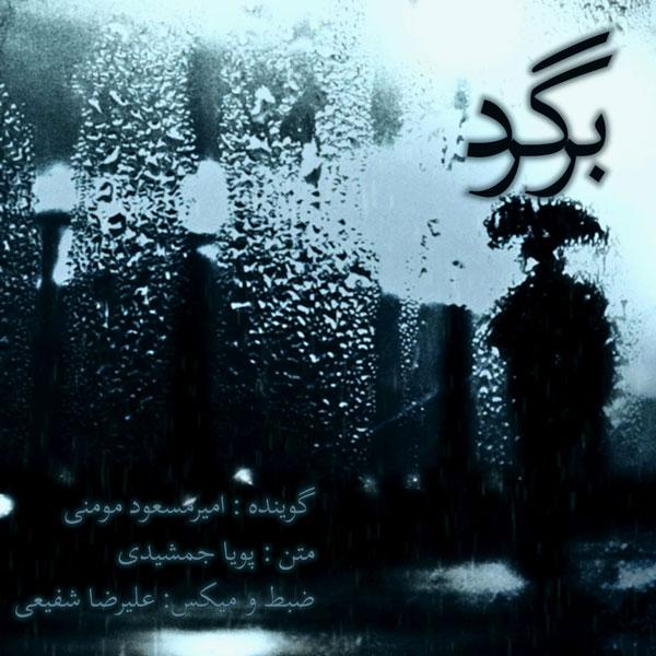 Amir Masoud Momeni – Bargard